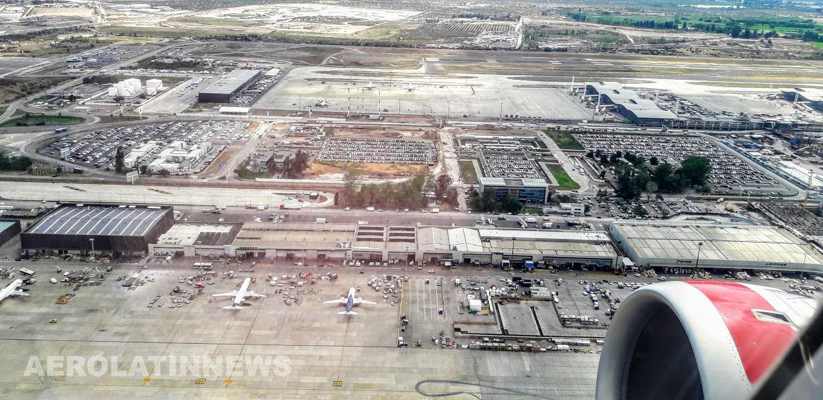 Ampliación en Aeropuerto de Santiago «quedaría chica» a 2 años de su entrega: el MOP ya se prepara