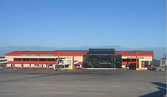 Aeropuerto de Varadero alcanzó un eficiente tiempo de estancia de apenas 20 minutos