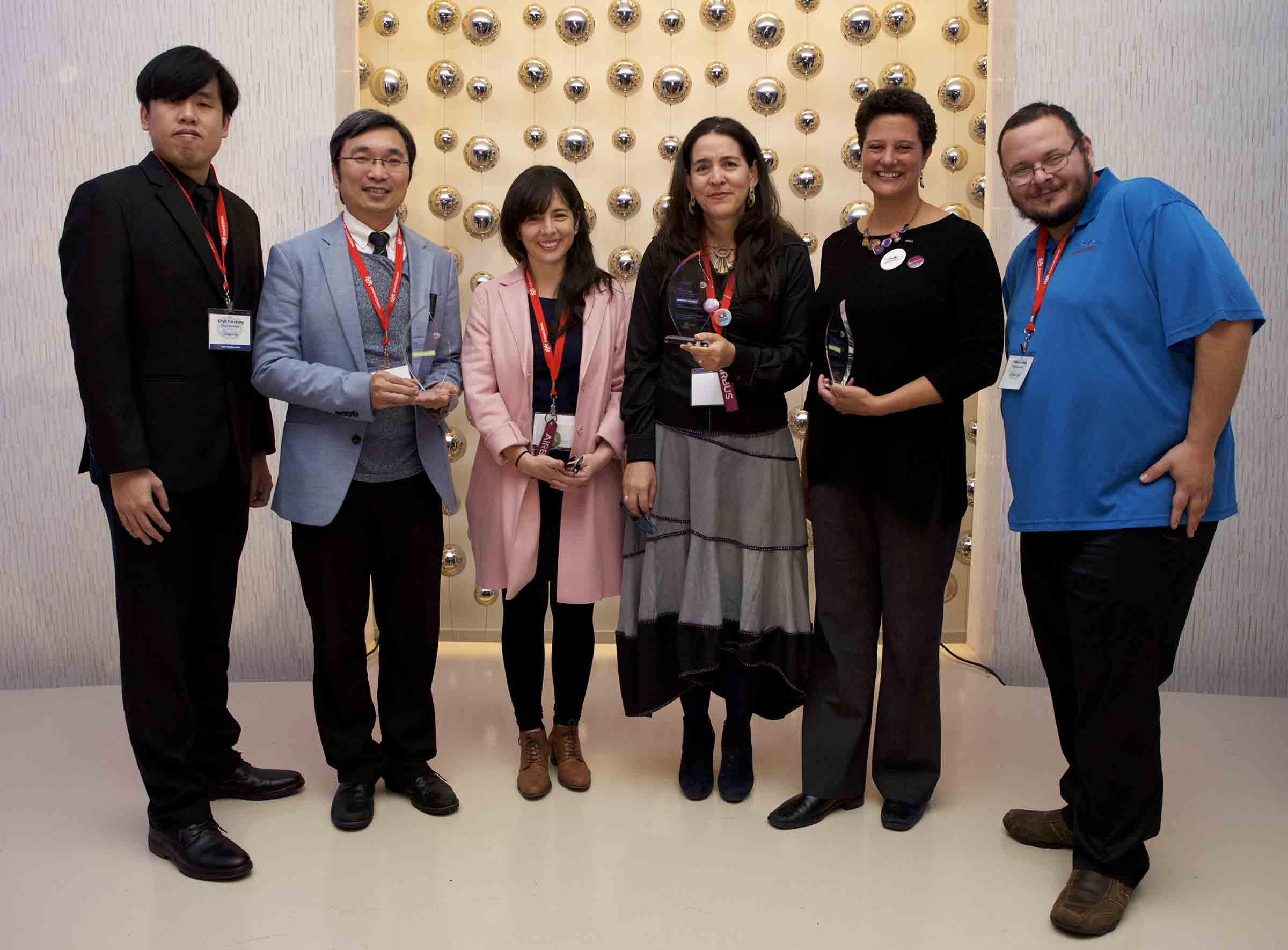 Chilean university wins 2018 Airbus GEDC Diversity Award