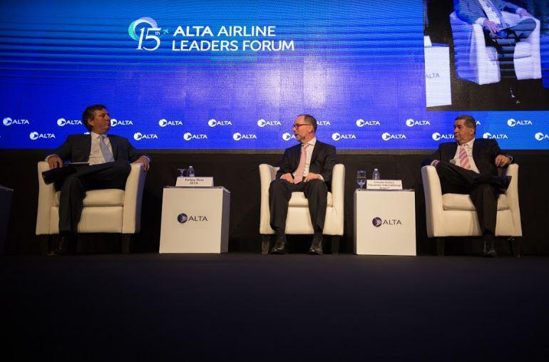 Mas de 500 ejecutivos de la industria se dieron cita en el Alta Airlines Leaders Forum
