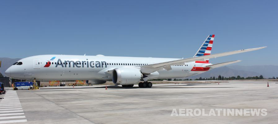 American Airlines Wins Multiple Awards from Global Traveler