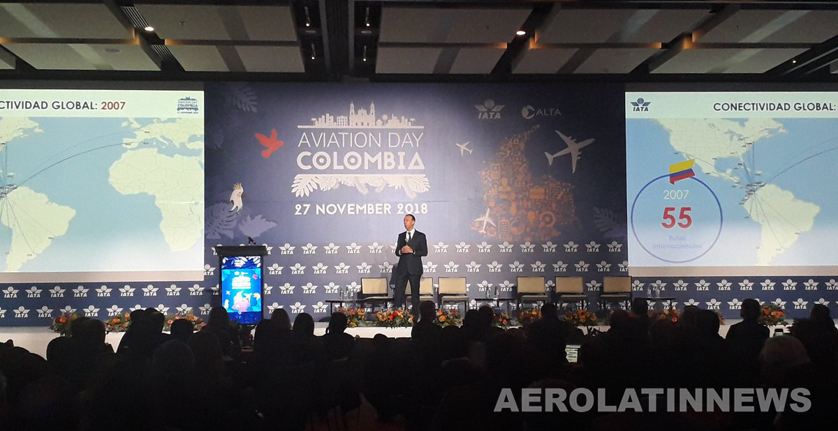 Maximizing the Economic Benefits of Air Transport in Colombia