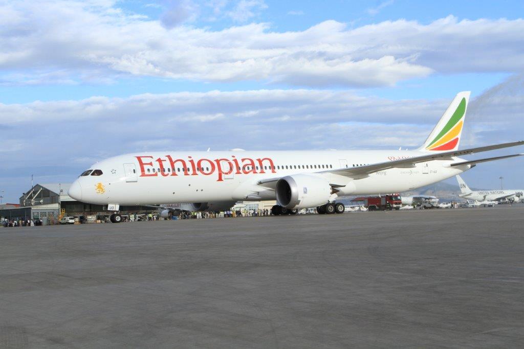 Ethiopian Airlines estaría interesada en operar en Chile
