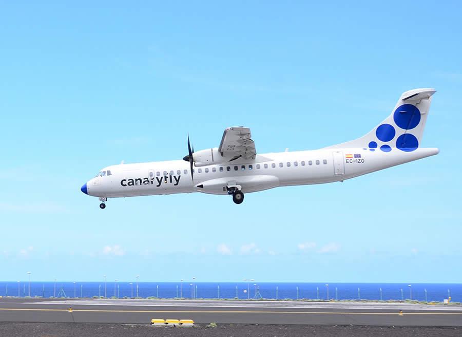 IATA acredita a Canaryfly con el prestigioso certificado IOSA