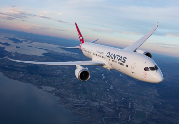 Qantas reports FY19 profit slides 6.5%; international routes improve