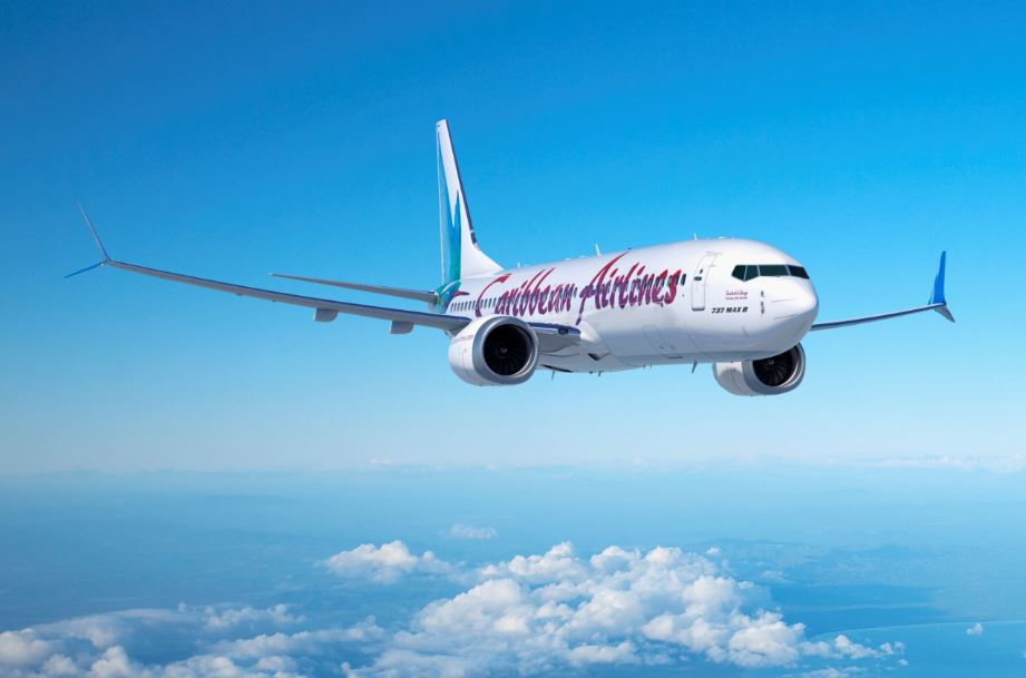 Caribbean Airlines order 12 Boeing 737 MAX 8 to renew its fleet