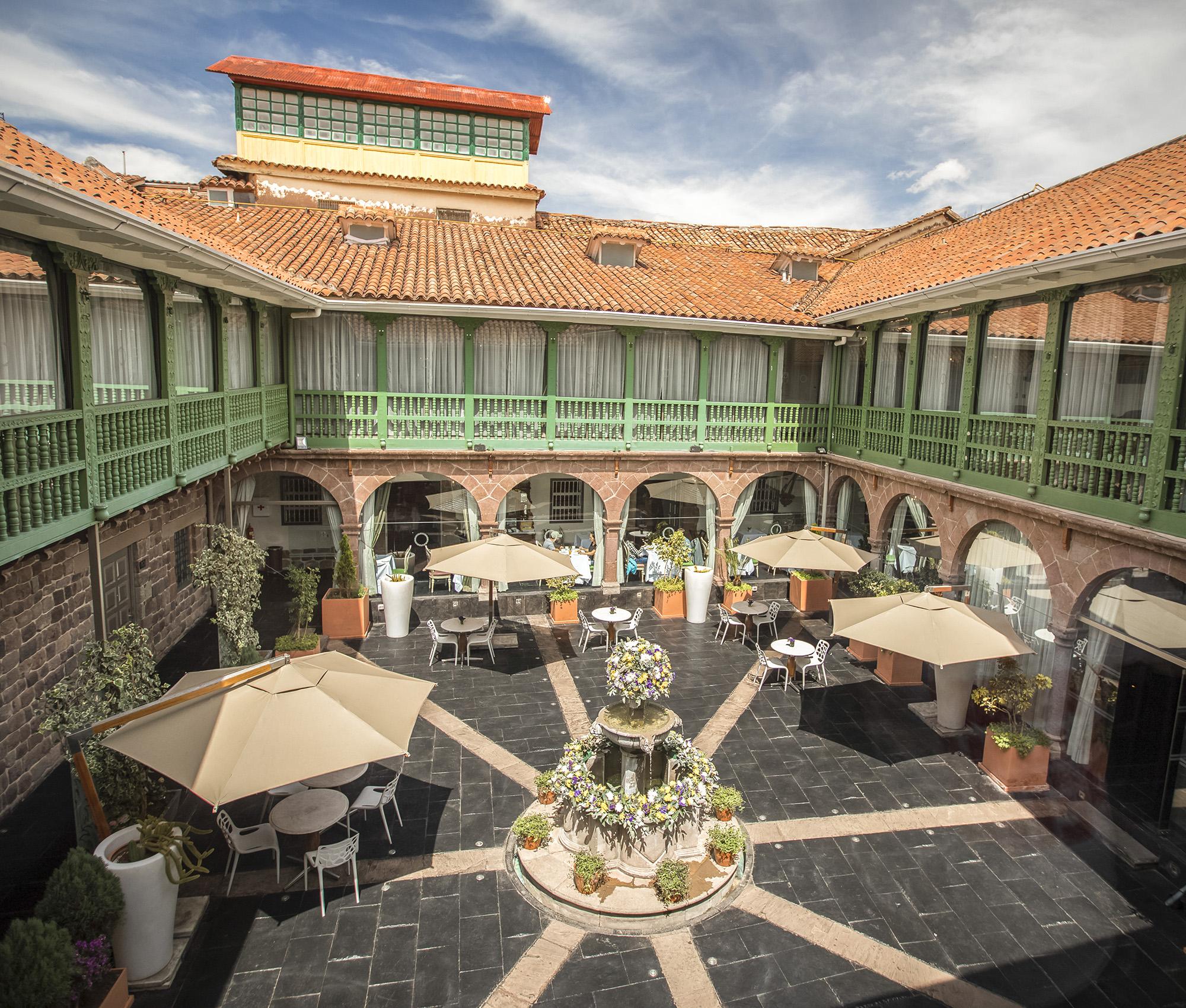 Premian a hotel Aranwa de Cusco como uno de los mejores de Sudamérica