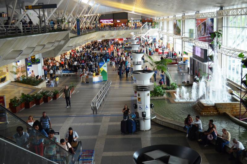 Aeroporto Val-de-Cans implanta Centro de Gerenciamento Aeroportuário