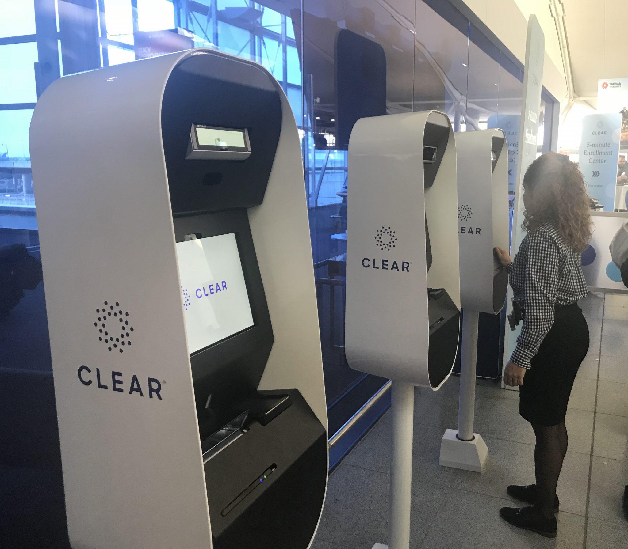 Biometria: Delta agiliza el paso por líneas de seguridad en EEUU