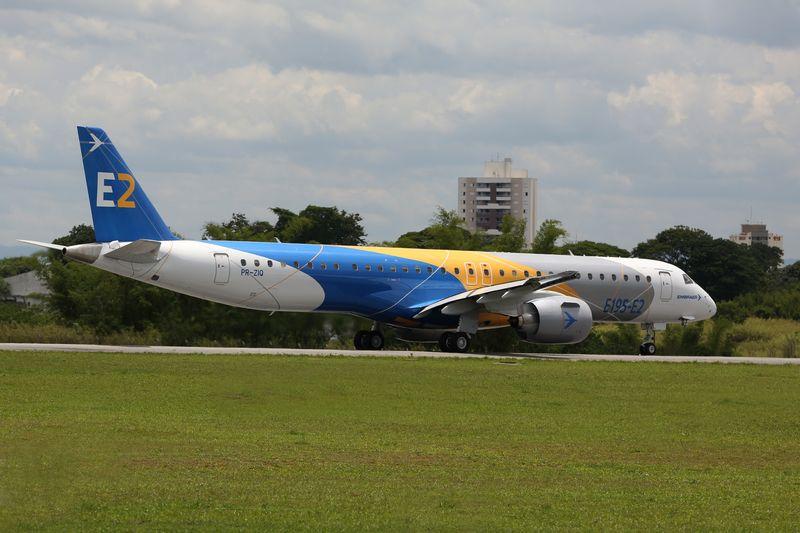 Binter, da Espanha, receberá primeiro jato E195-E2 em 2019