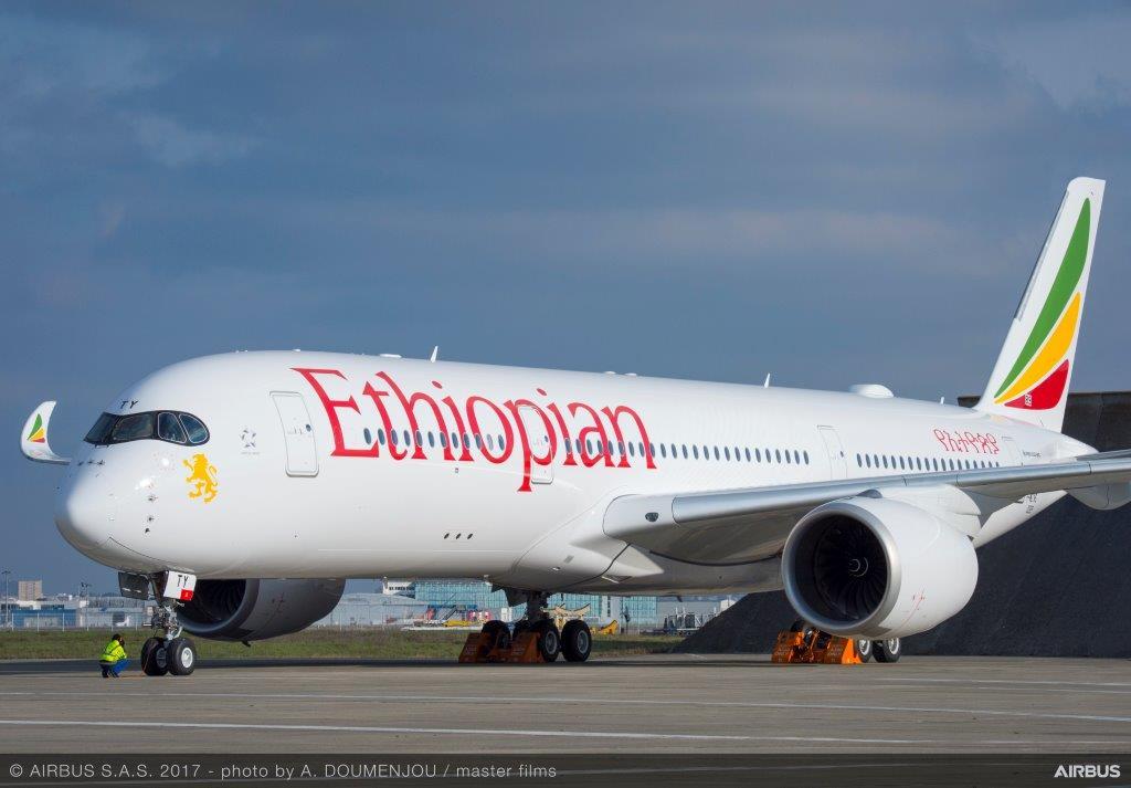 Ethiopian Airlines le da una mano a South African Airways