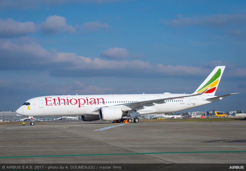 Ethiopian Airlines mantém rota São Paulo-Adis Abeba