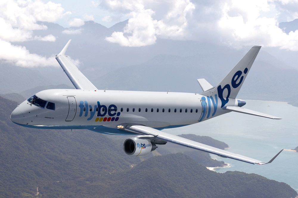 Flybe se dispara un 30% en la bolsa de Londres ante el interés de IAG y Virgin