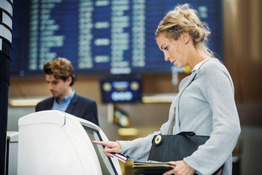 Avatar, guardia virtual que detecta mentiras en el aeropuerto