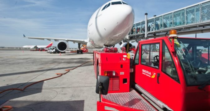 Iberia Airport Services amplía su vinculación con El Al