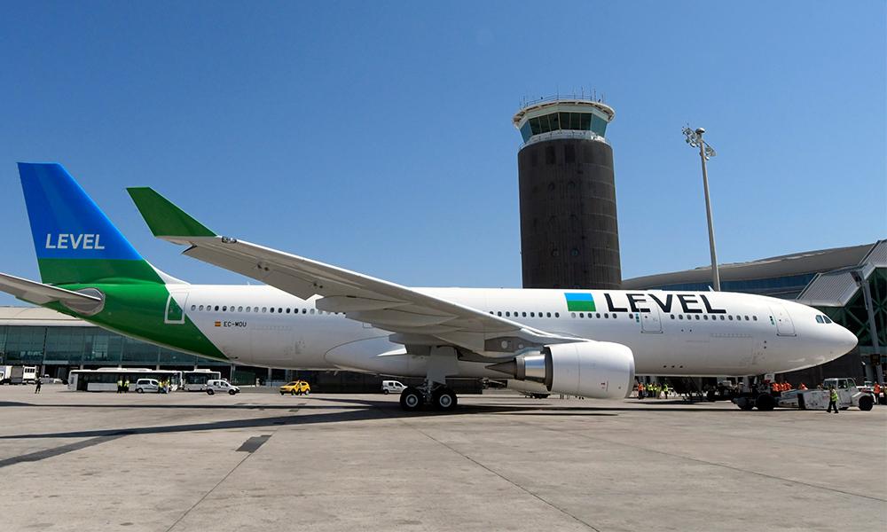 Level volará a Santiago de Chile desde Barcelona a partir de marzo