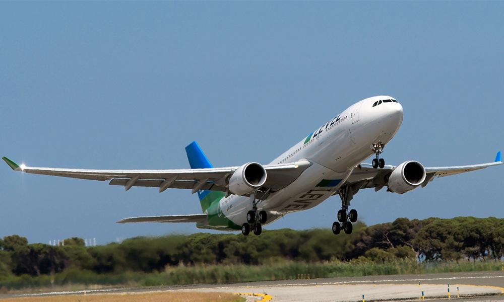 Level: Lanzarán primer vuelo directo entre Las Vegas y París