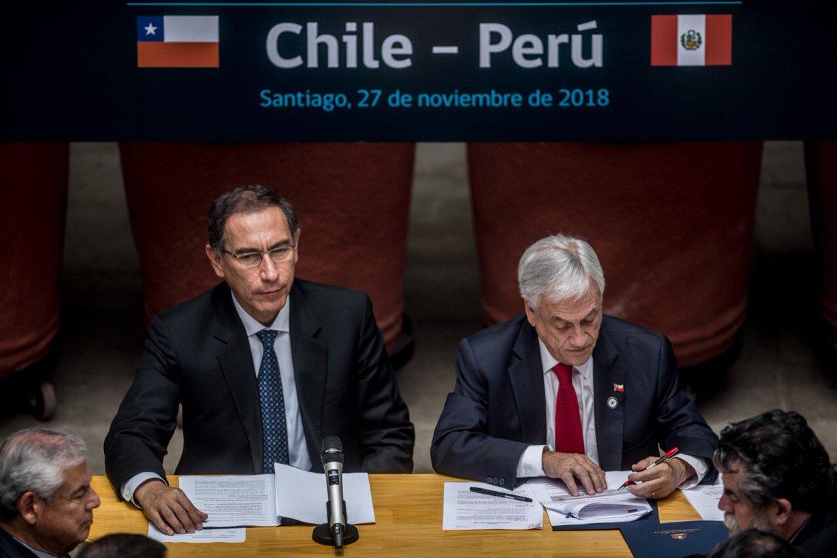 Perú y Chile elaborarán Cartilla Binacional Turística para su difusión en 2019