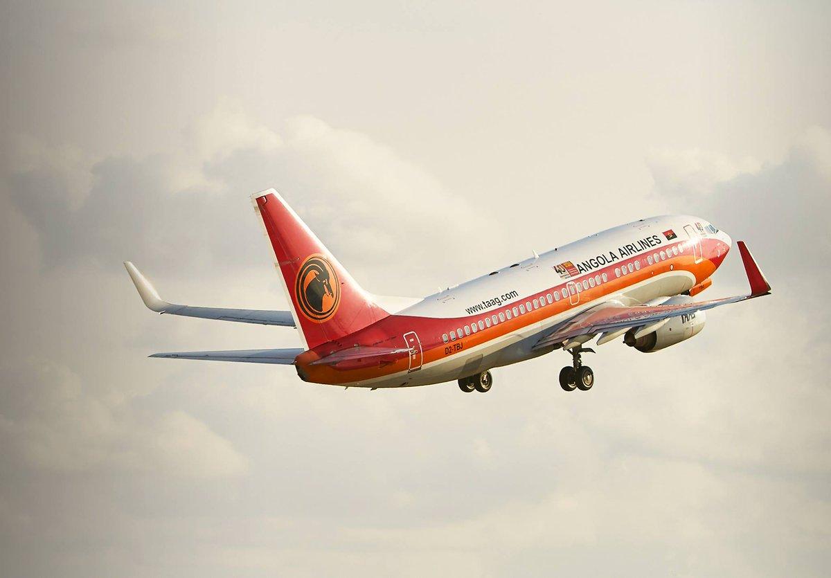 Taag volta a voar direto de Angola para o Rio, mas reduz SP