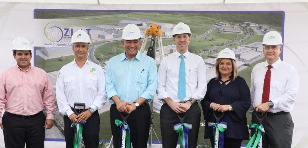 Inician trabajos en zona logística multimodal del Aeropuerto de Tocumen