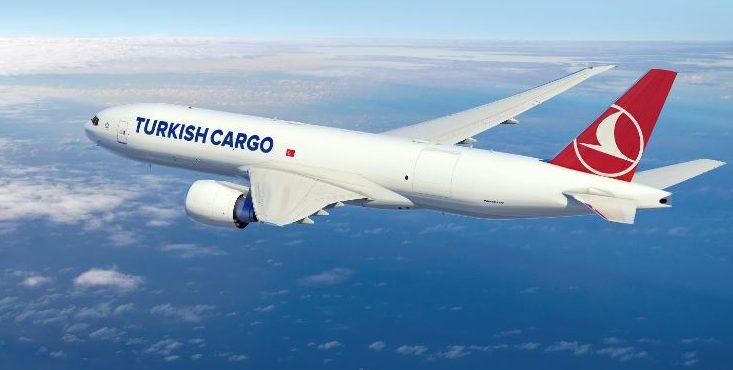 Turkish Cargo ordena tres nuevos B777F