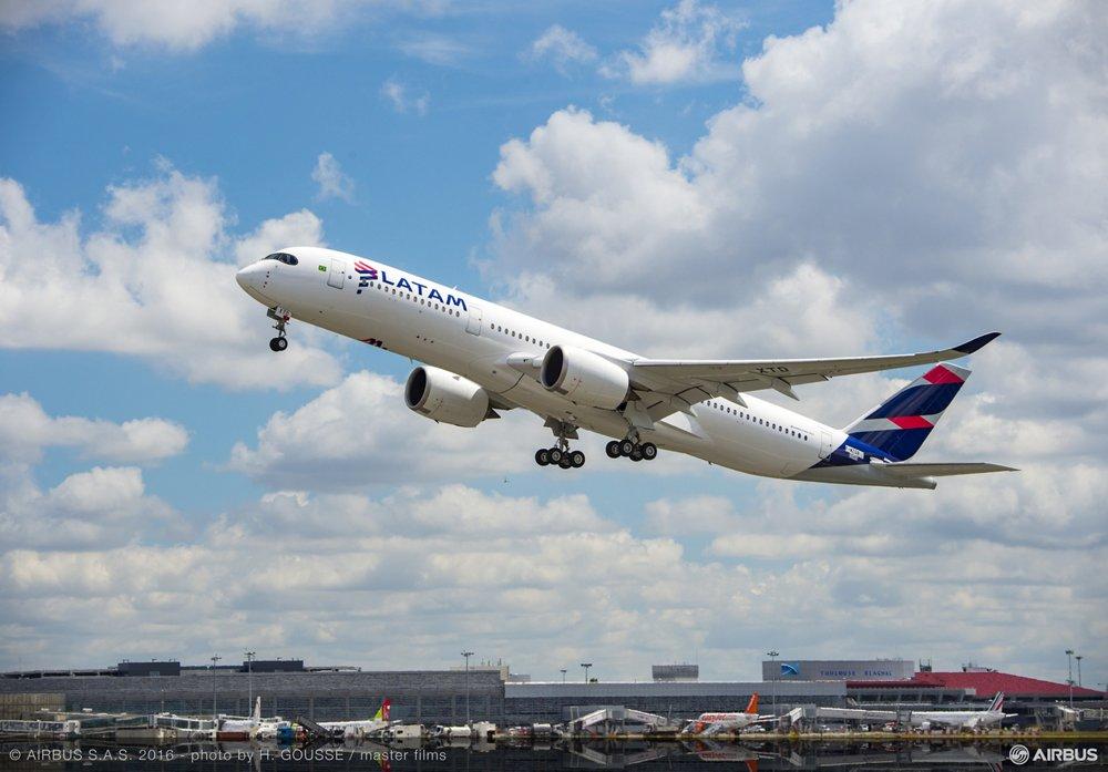 LATAM Airlines Group reporta estadísticas operacionales preliminares para mayo 2019