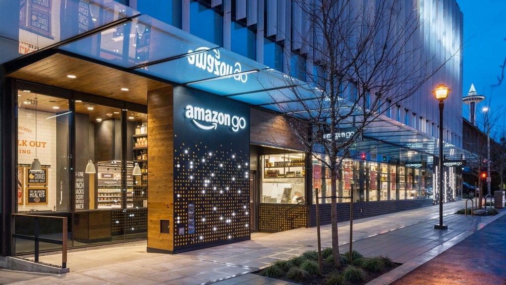 Amazon estudia entrar en los aeropuertos con Go, su formato de tiendas sin cajeros