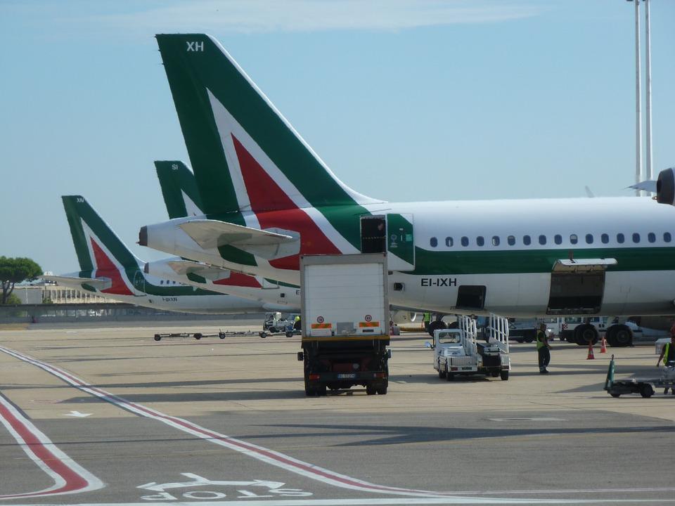 Alitalia reinicia operação da rota São Paulo – Roma