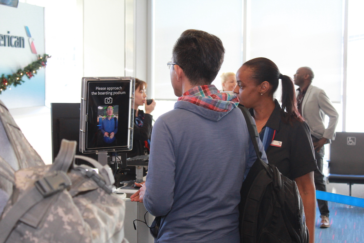 American's First-Ever Biometric Boarding Program Arrives at LAX