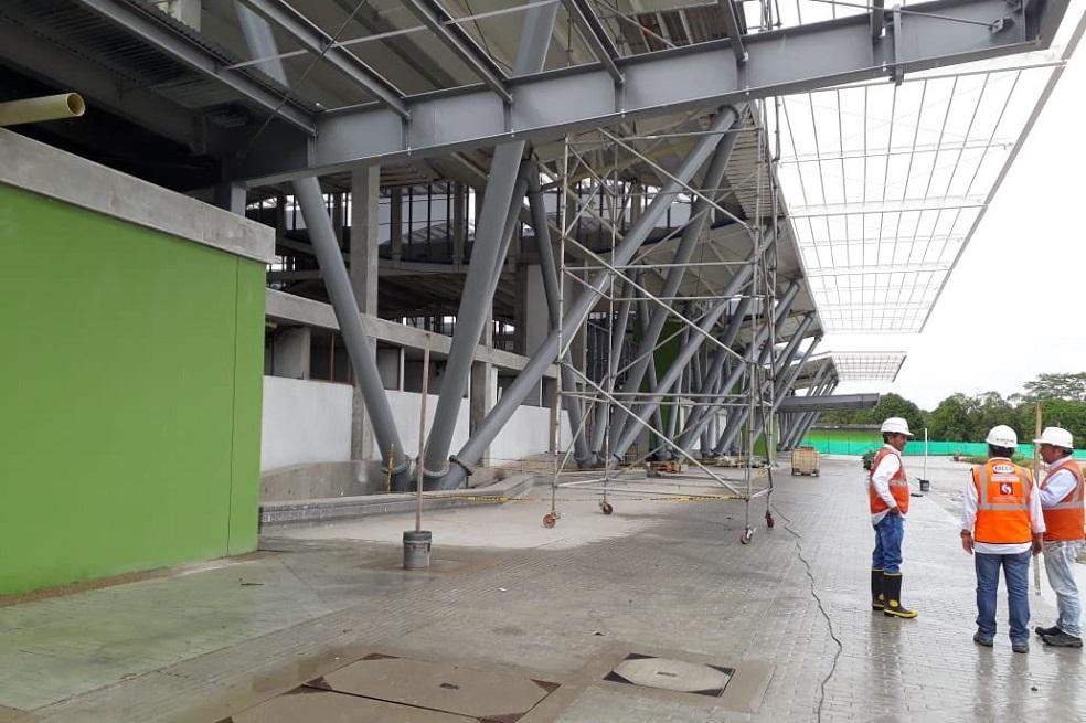 Colombia: En el país hay 15 aeropuertos en ampliación y remodelación