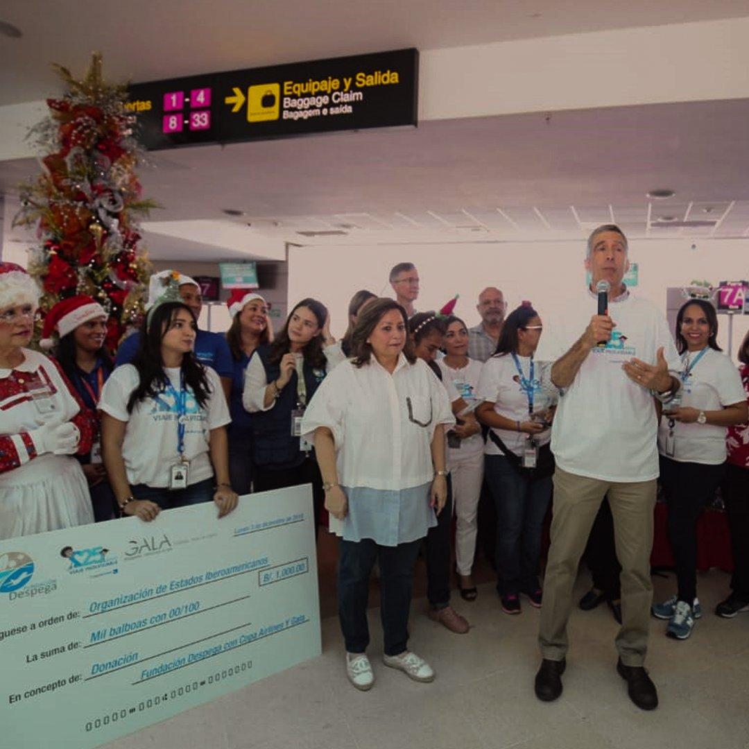 Copa premia esfuerzo estudiantil al celebrar 25 años de «Viaje Inolvidable»