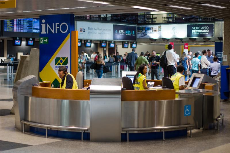 Aeroporto de Curitiba é o mais Premiado do Brasil