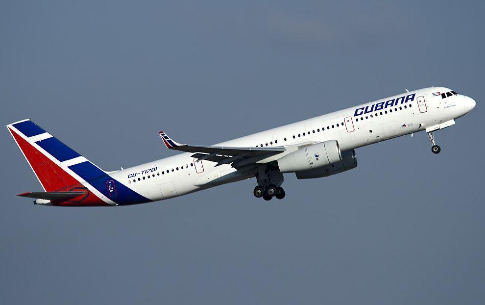 Cubana de Aviación retoma los vuelos a Martinica y Guadalupe