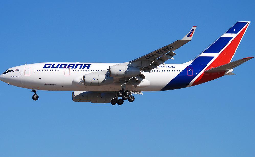 Cubana cancela vuelos al Caribe por restricciones de EEUU a terceros