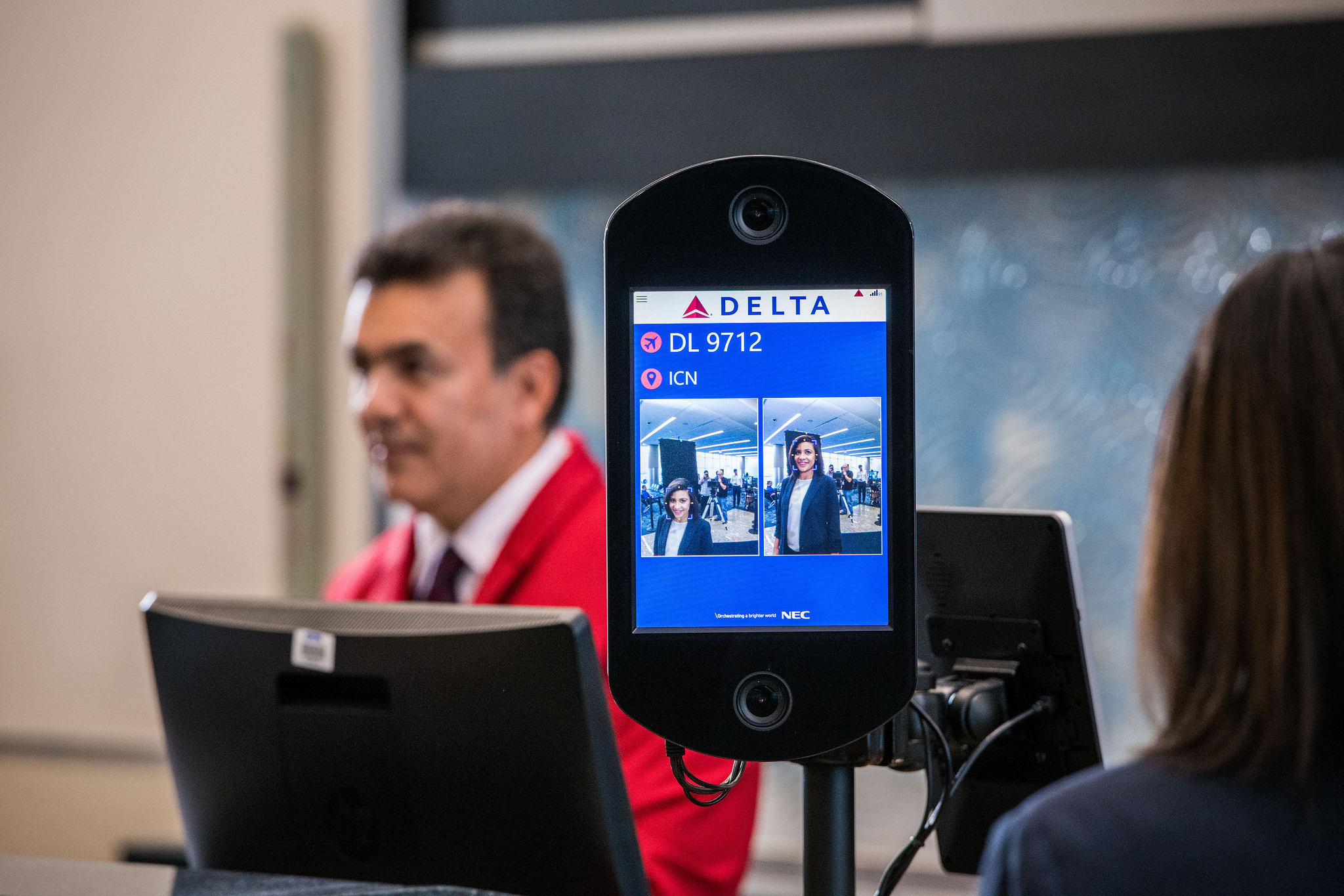 Delta Airlines to use facial recognition at Seattle-Tacoma Airport