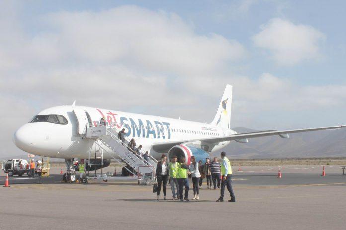 Chile: «Aeropuerto (La Serena) reune todas las características para vuelos intenacionales permanentes»