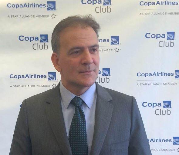 Entrevista a Eduardo Lombana, Presidente de Copa Airlines Colombia