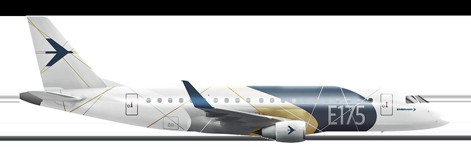 SkyWest pide otros nueve E175 a Embraer