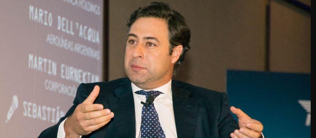 Martín Eurnekian: «Es esencial que el mercado brinde opciones para todos los pasajeros»