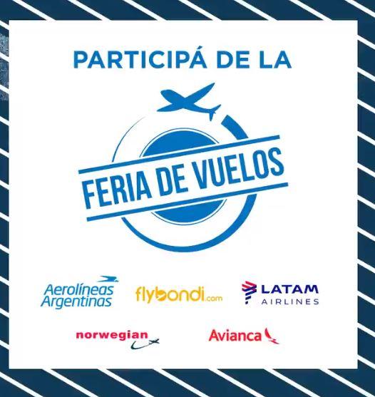 Argentina: Gobierno lanzó plataforma digital con ofertas aéreas en vuelos de cabotaje