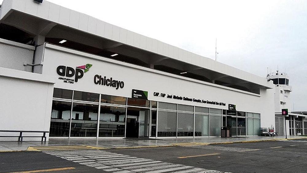 Perú: Proponen al aeropuerto de Chiclayo para vuelos internacionales