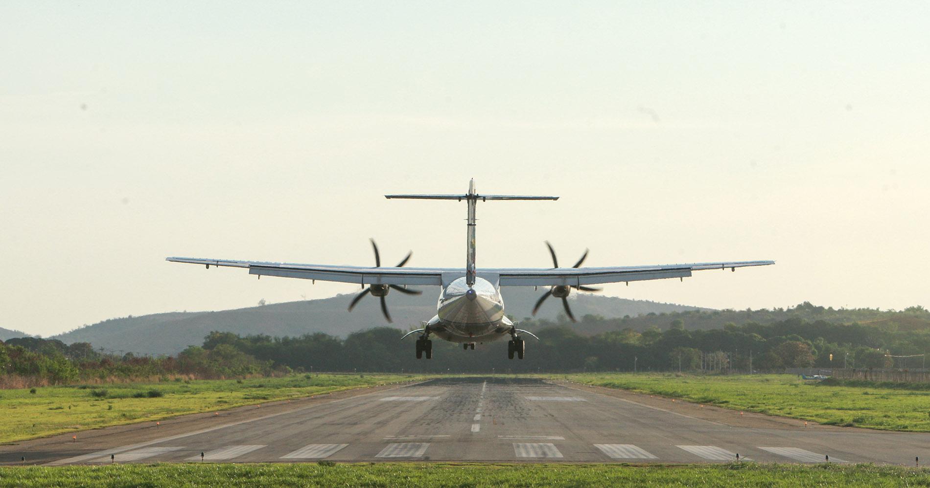 Aeroporto de Governador Valadares será reformado