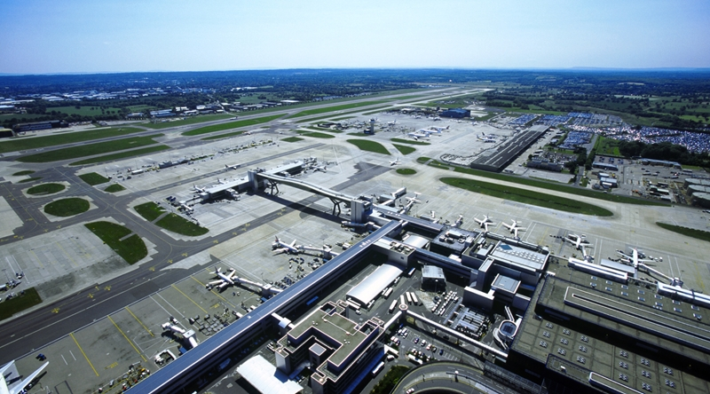 Gatwick Airport welcomes AI technology to its apron