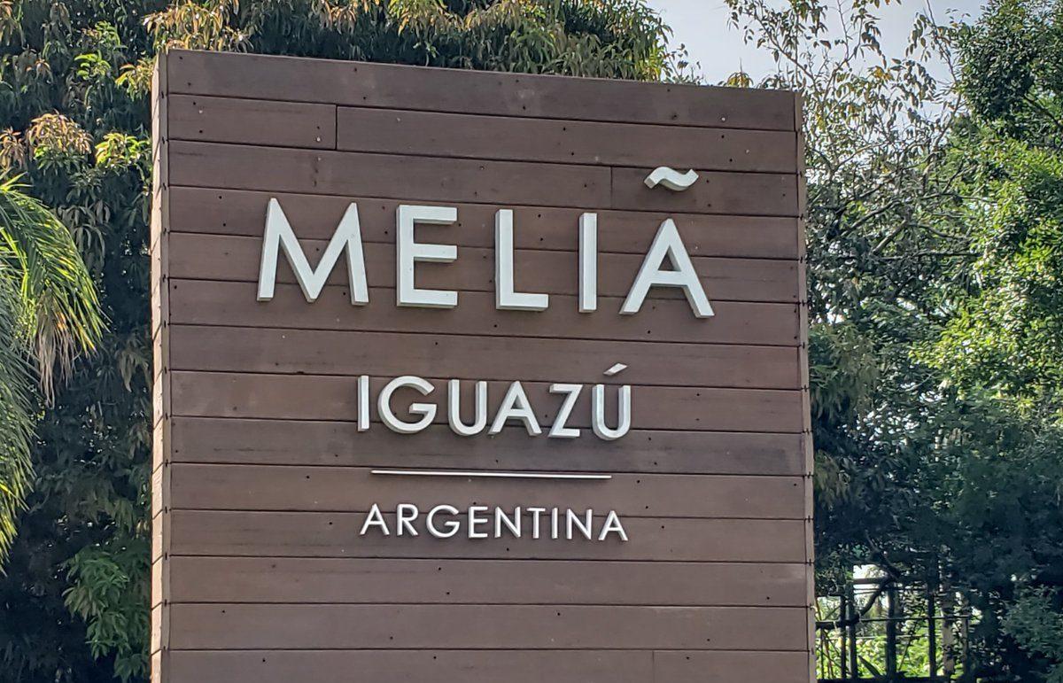 Escarrer inaugura el Gran Meliá Iguazú junto al presidente de Argentina