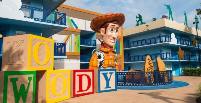 Tokio Disney Resort tendrá hotel inspirado en Toy Story
