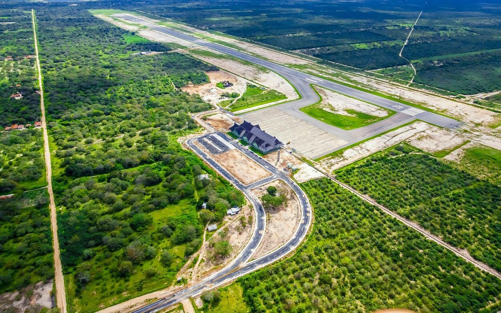 Aeroporto de Jericoacoara receberá 49 voos durante a alta temporada