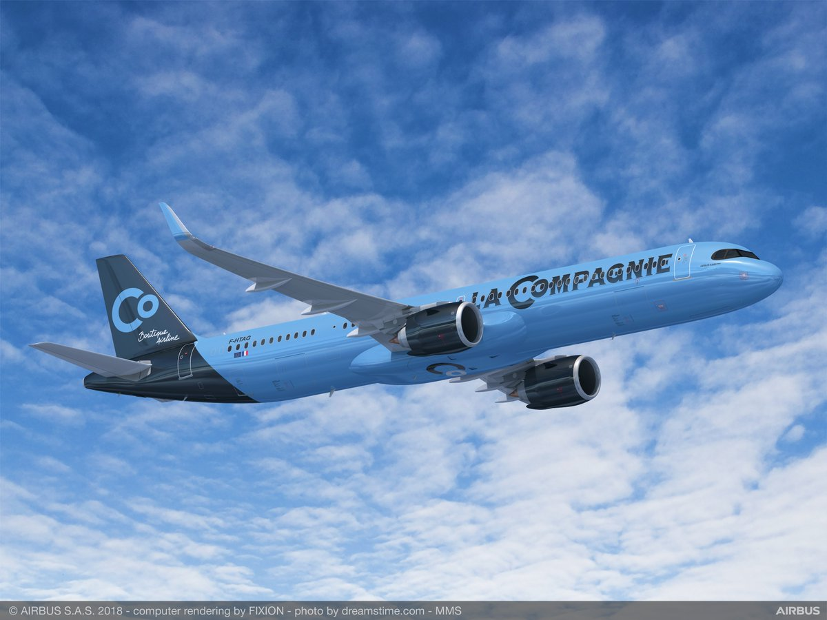 French La Compagnie to begin service to New York