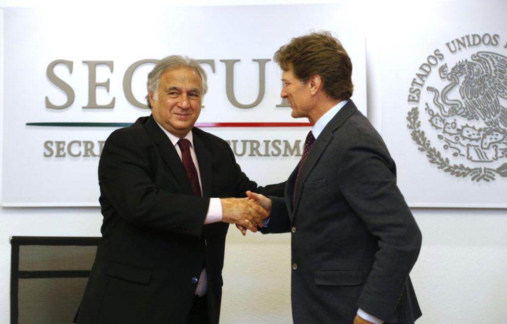 Miguel Torruco asume como nuevo titular de la Secretaría de Turismo de México