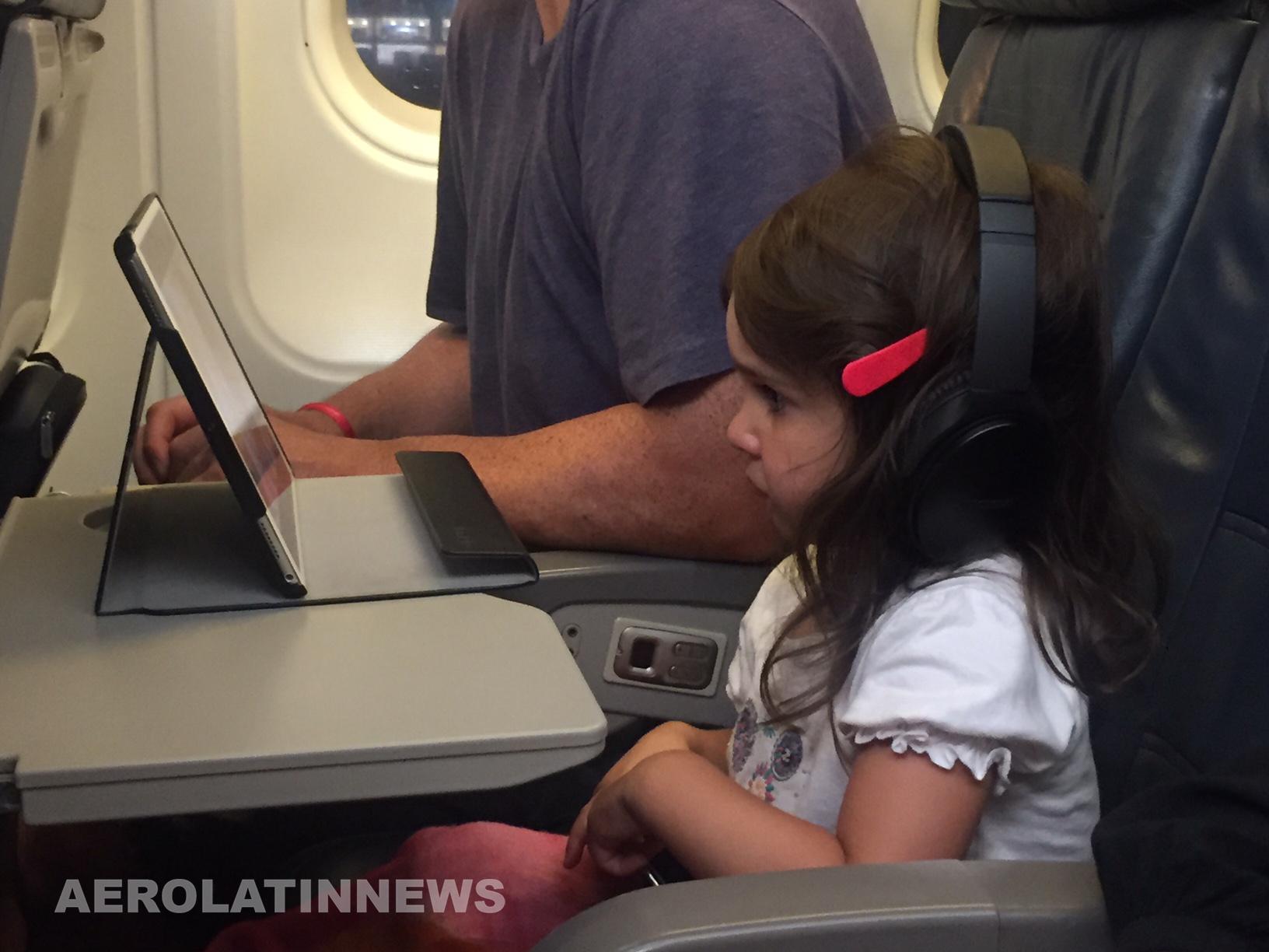 Lingokids, proveedor de contenidos de entretenimiento para niños que viajan en avión