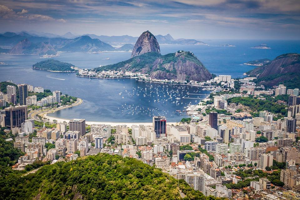 Brasil recebe 6,3 milhões de turistas internacionais em 2019